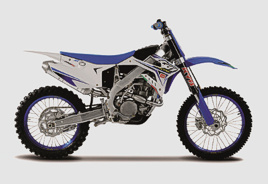 TM Racing SMX 450 FI and others